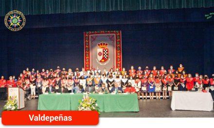 La Uned de Ciudad Real inauguró el Curso 2021-2022 con la entrega de diplomas a los nuevos  titulados