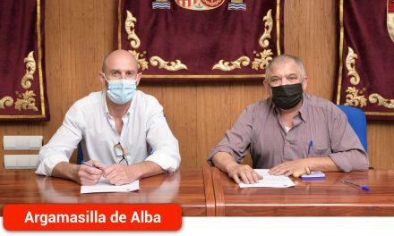 El F.S. Renacer y el Ayuntamiento rubrican el convenio de colaboración para que desarrolle la Escuela Municipal de Fútbol Sala