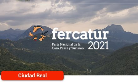 Mañana abre sus puertas FERCATUR 2021, la gran feria de la Caza, la Pesca y el Turismo de Naturaleza