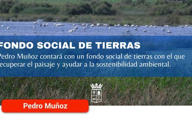 El municipio contará con un fondo social de tierras con el que recuperar el paisaje y ayudar a la sostenibilidad ambiental