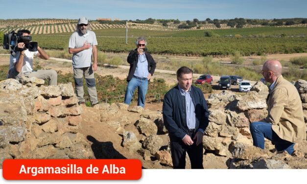 'La Aventura del Saber' (TVE2) graba en la motilla de El Retamar un documental sobre la Cultura de las Motillas