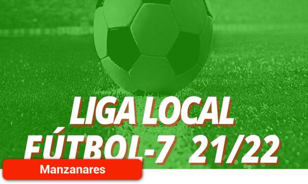 La liga local de fútbol 7 vuelve en noviembre
