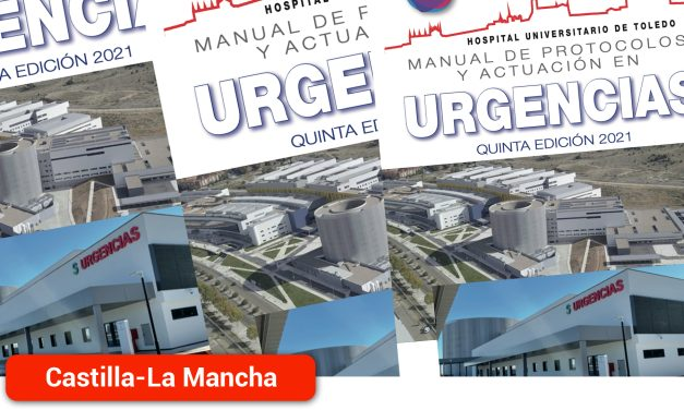 El talento científico de la región se convierte en referencia mundial con el manual de protocolos y actuación en Urgencias