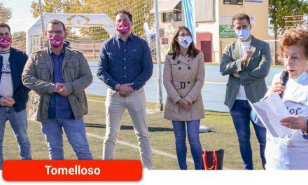 350 usuarios de la Red de Centros de Mayores  participan en una Olimpiada Regional