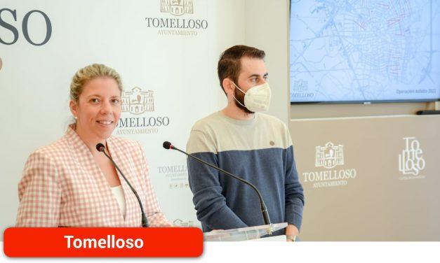 Un millón de euros para arreglar 37 calles en la Operación Asfalto 2021