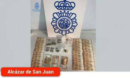 La Policía Nacional detiene en el Hospital a un paciente que llevaba marihuana, hachís, cristal, cocaína y heroína