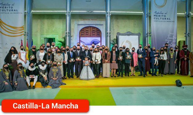 """Reconocimiento al sector cultural como """"motor y seña de identidad"""" de la región"""