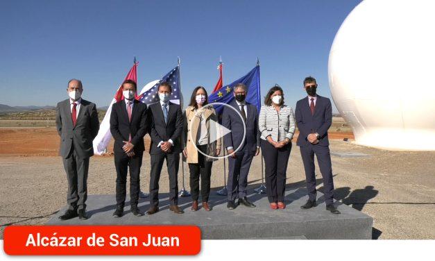 Inaugurado un telepuerto satelital que sitúa a la ciudad a la vanguardia de las telecomunicaciones