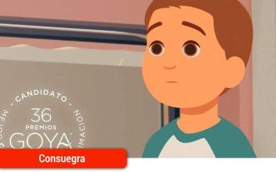 'Nacer' el corto del consaburense Roberto Valle candidato a los Goya