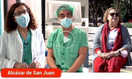 El Hospital General La Mancha Centro, a la vanguardia de la innovación siendo pionero en la creación de un Banco de Ojos y una Unidad de Trasplantes a nivel regional