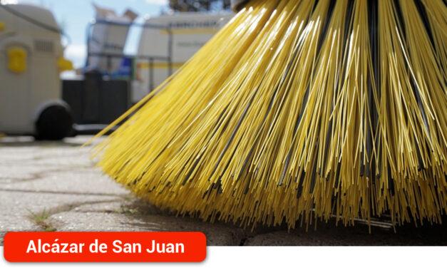 El Pleno aprueba la prórroga de los contratos de limpieza viaria y de edificios públicos